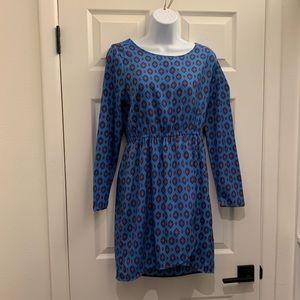 Patterned JCrew Factory Dress